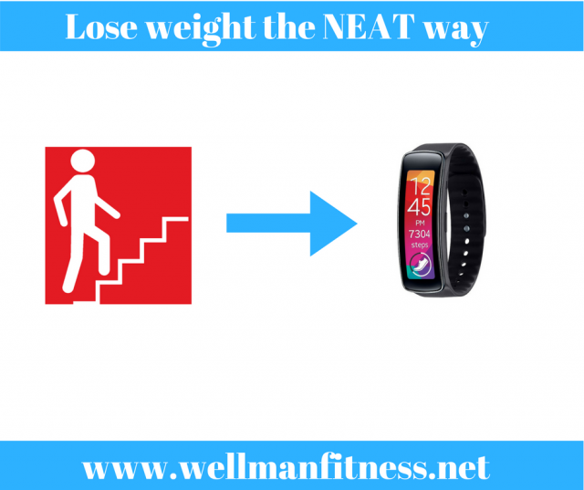 Lose Weight the NEAT Way