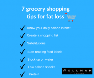 6 grocery shopping tips for fat loss_