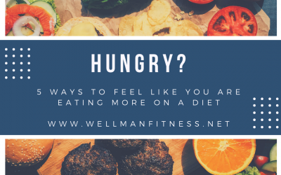 5 Ways to feel like you are eating more on a diet 🍽