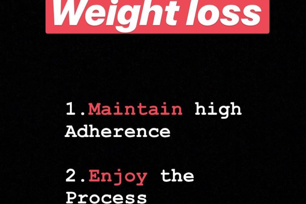 3 Steps To Long Term Weight Loss