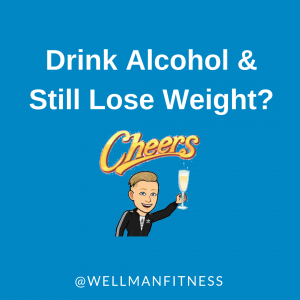 Drink Alcohol &Still Lose Weight_