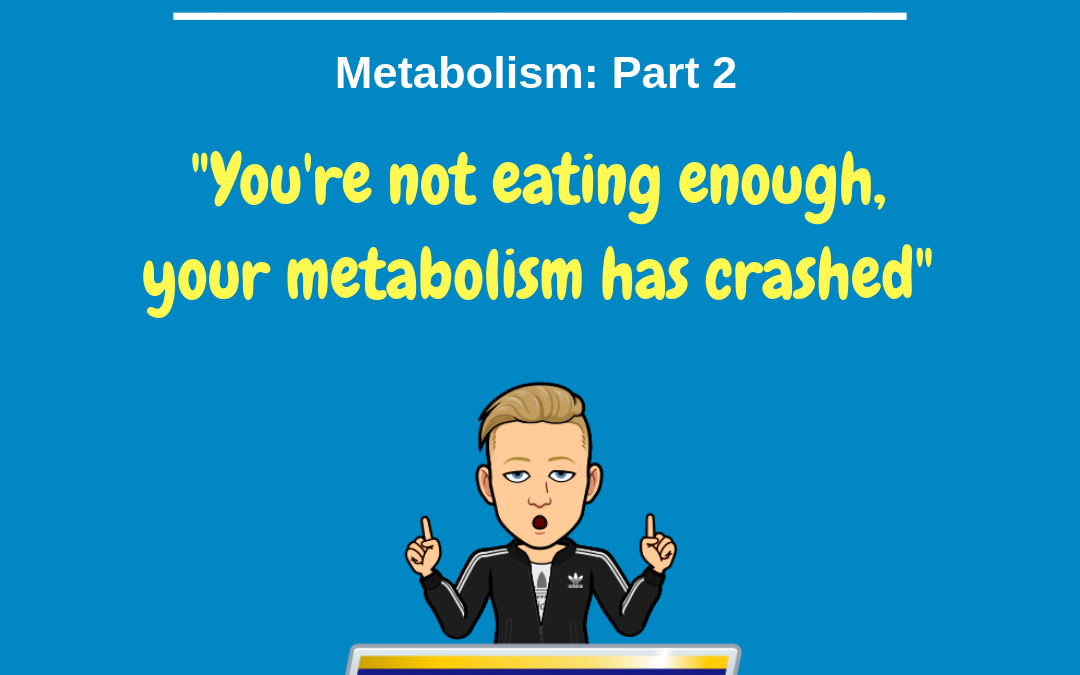 Metabolic Damage: The reason why you have hit a weight loss plateau?