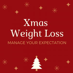 Xmas Weight Loss