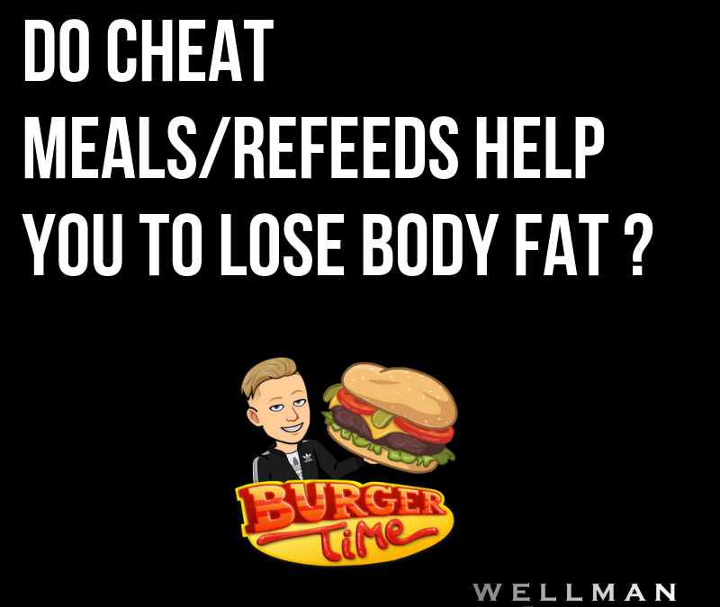 Do re-feeds/cheat days help you burn body fat?