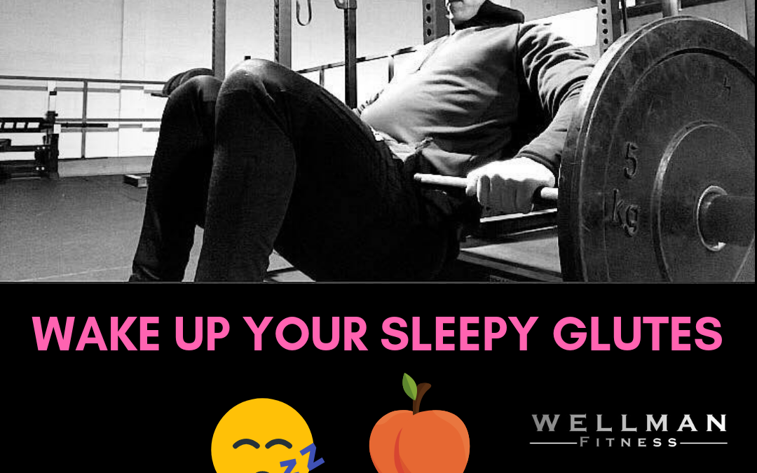 Wake up your sleepy glutes- Why it's not all about the booty gains for instagram