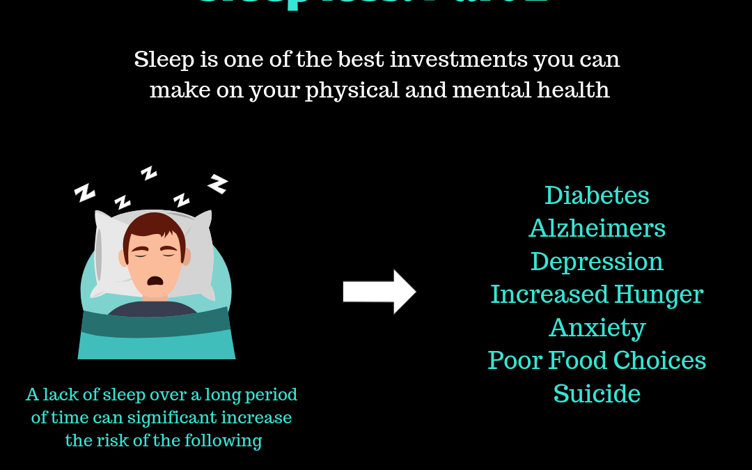 The effects of sleep loss part 2: Reasons to sleep