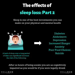 The effects of sleep loss 2