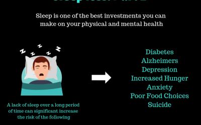 The effects of sleep loss part 2: Reasons to sleep