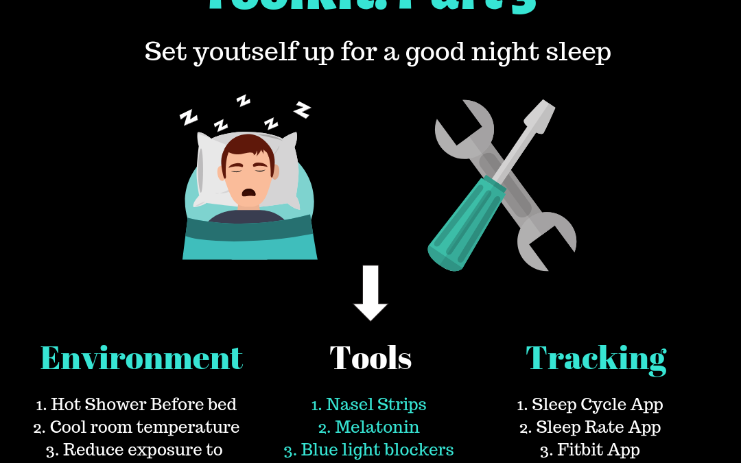 The Better Sleep Toolkit: Part 3