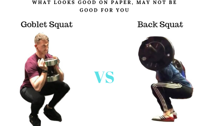 Exercise selection – What looks good on paper may not be good for you