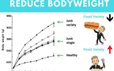 Can Reducing Food Variety Reduce Bodyweight?