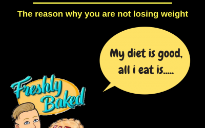 The Reason Why You Are Not Losing Weight