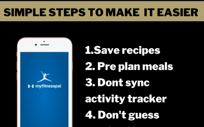 Simple Steps To Tracking Calories
